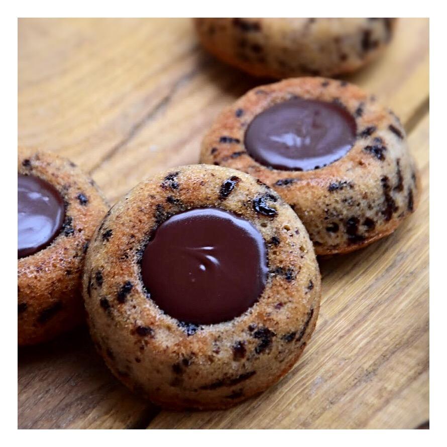 Tigrés chocolat (Cyril Lignac)