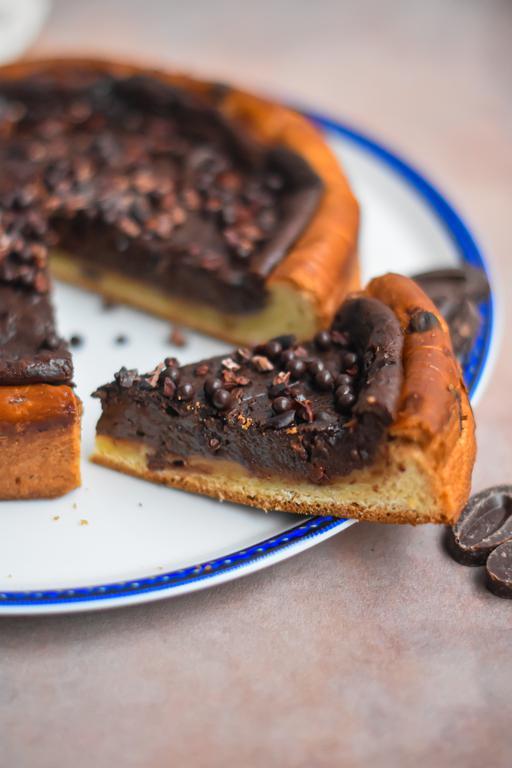 tarte briochee chocolat 15