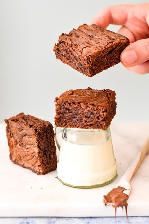 brownie nocciolata 13