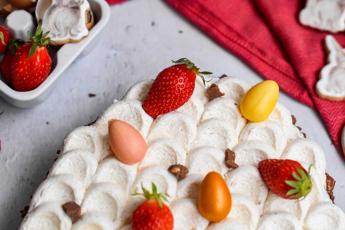 brownie fraise paques 21