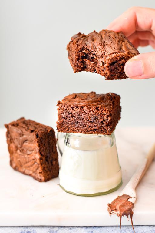 brownie nocciolata 14