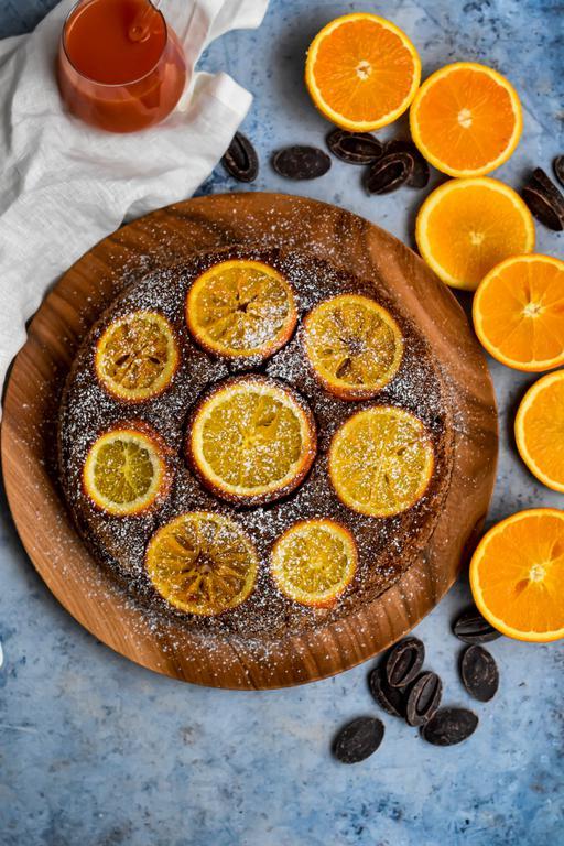 gateau choco orange 9
