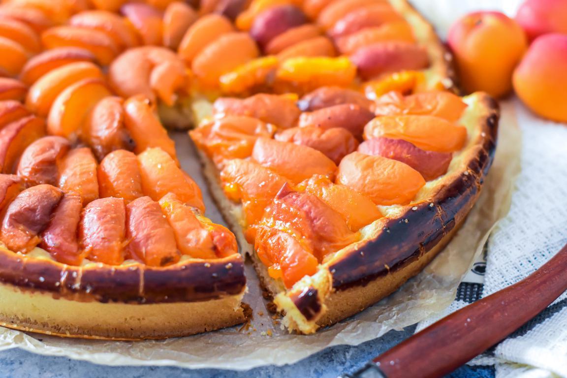 tarte brioche abricots 12