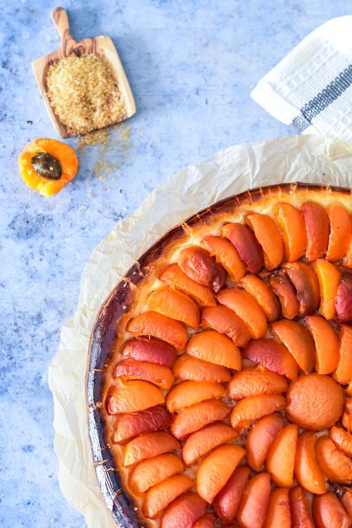 tarte brioche abricots 11