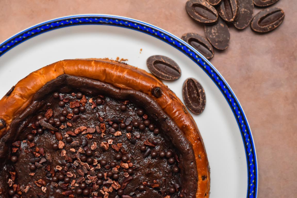 tarte briochee chocolat 13