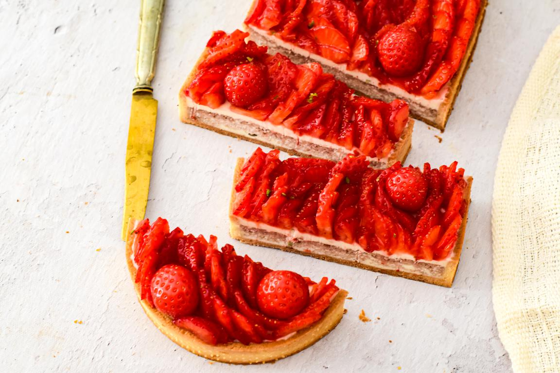tarte pannacotta fraise combawa 15