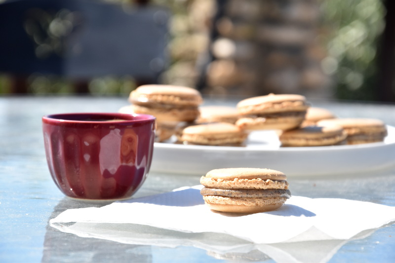 Macarons café (Pierre Hermé)
