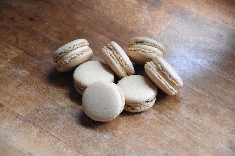 Macarons au sirop d'érable