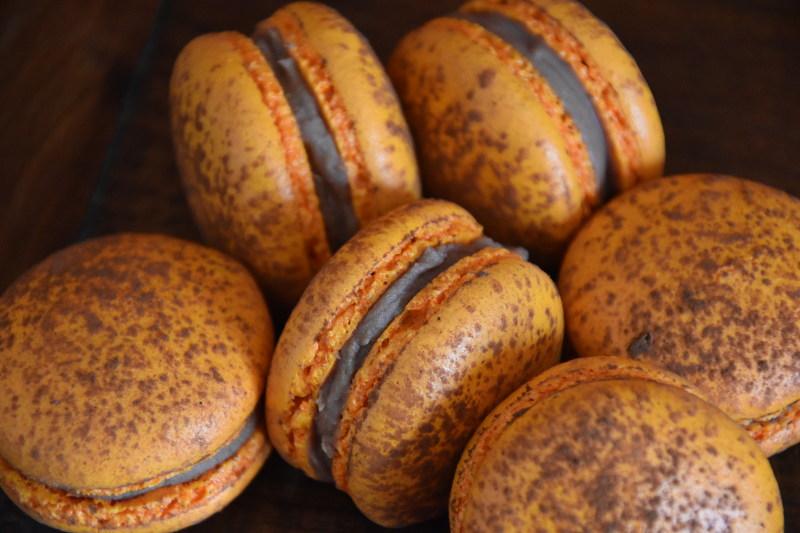 Macarons mogador (Pierre Hermé)