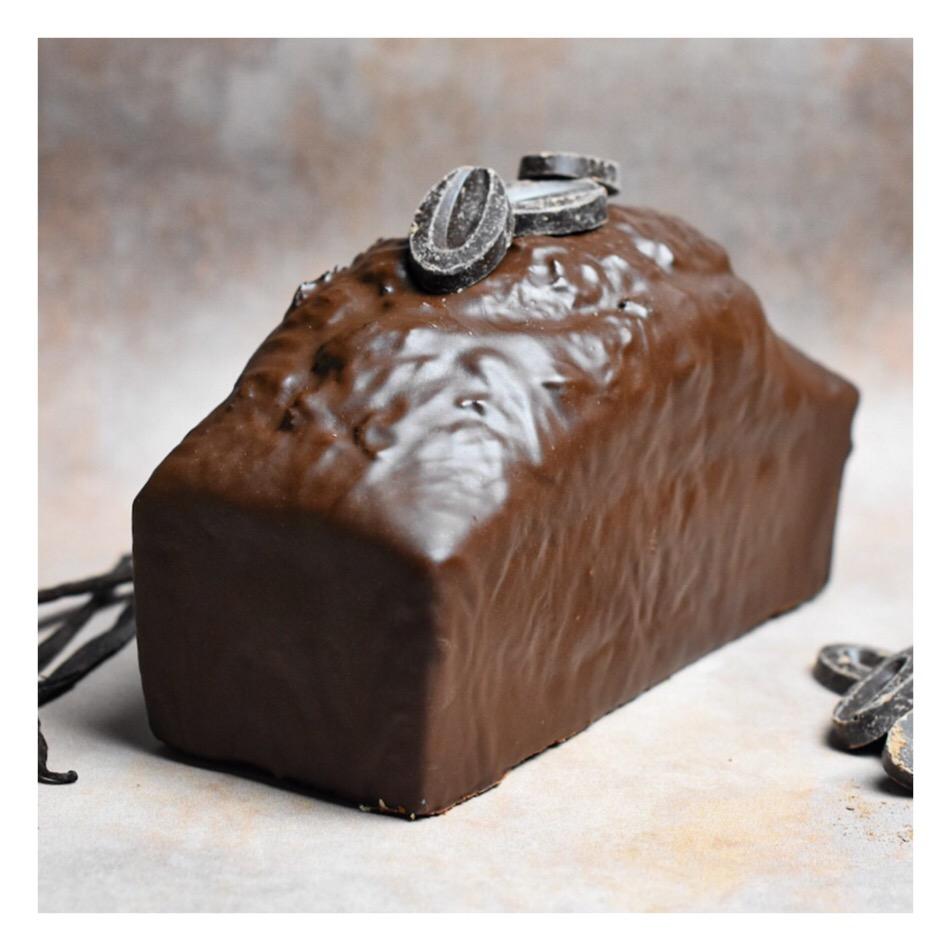 Cake marbré (Cédric Grolet)
