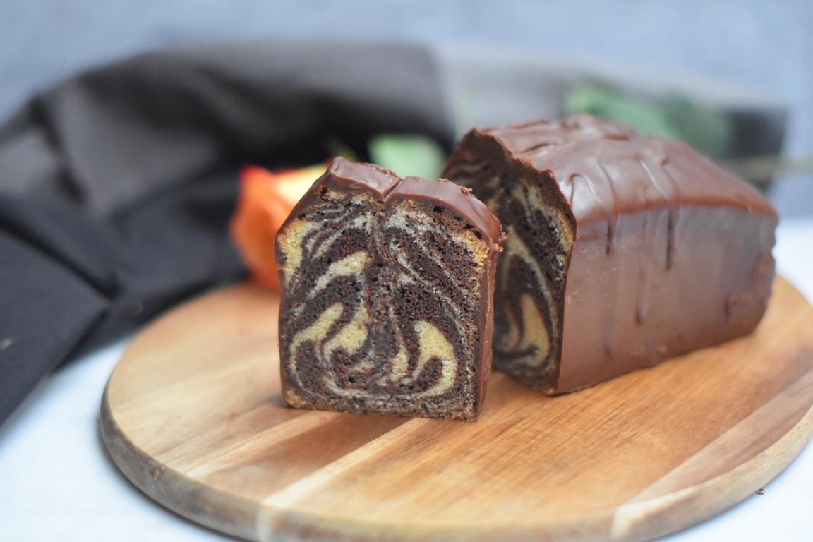 Cake marbré (François Perret)