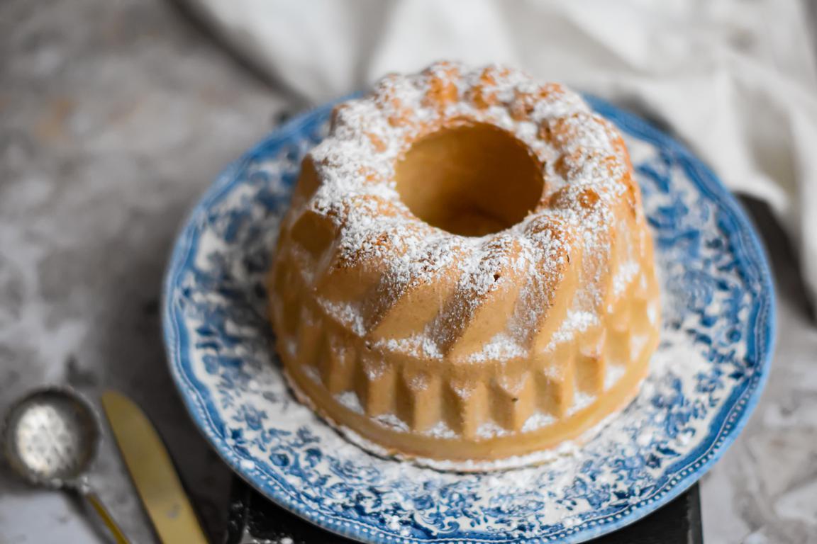 Gâteau de Savoie (Jacques Genin)