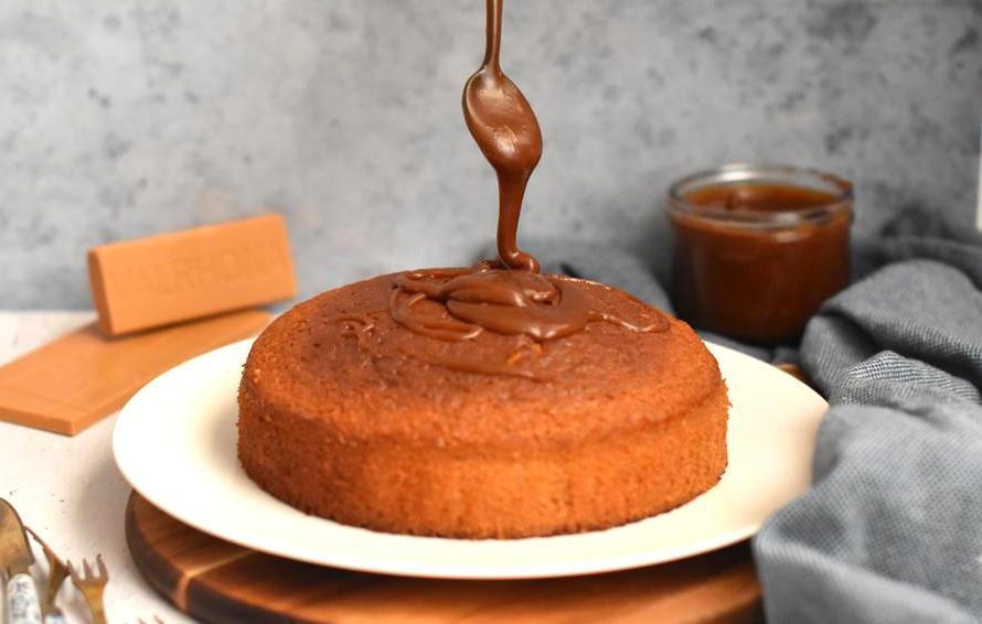 Moelleux dulcey & café