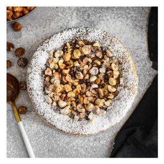 Moelleux noisette (sans gluten)
