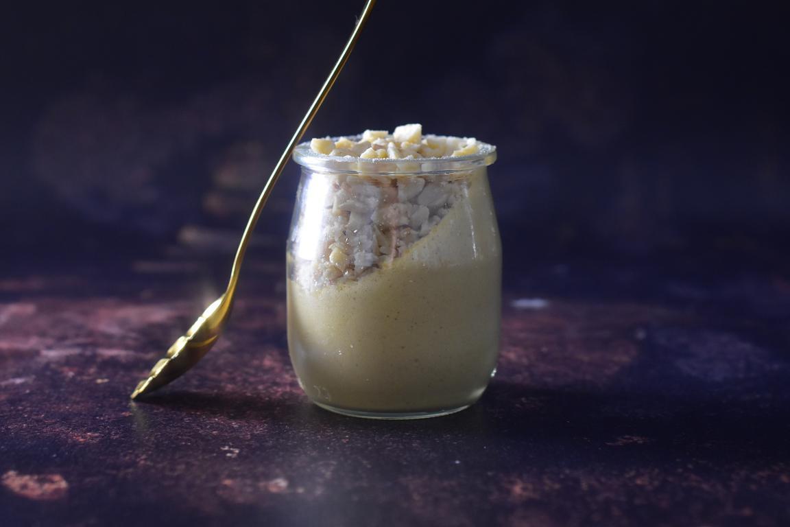 Mousse café & dulcey