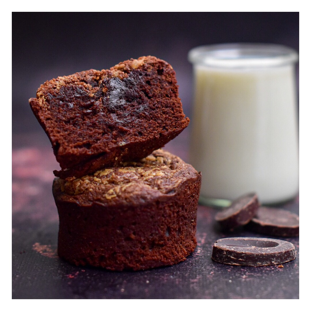 Muffins brownie
