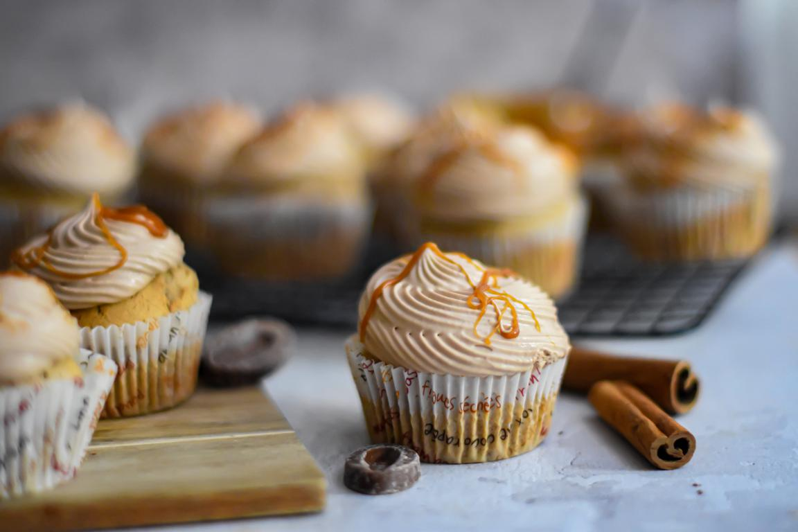 muffins cannelle caramel choco 15