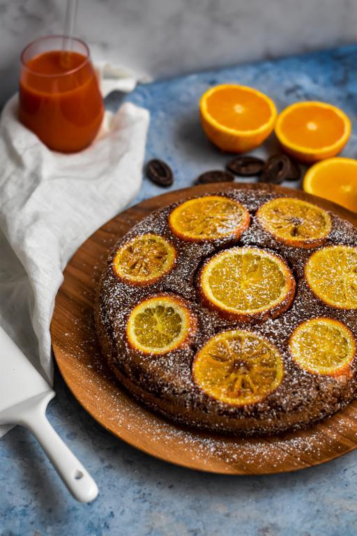 gateau choco orange 11