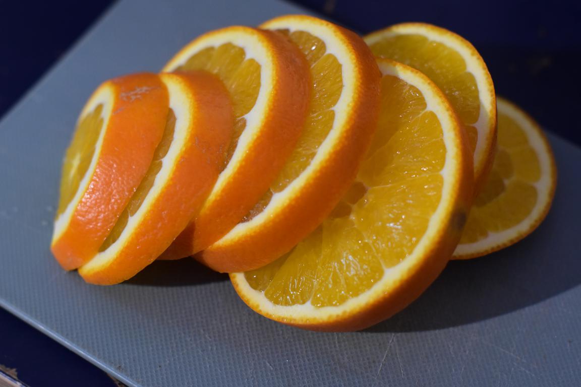 oranges confites chocolat 1