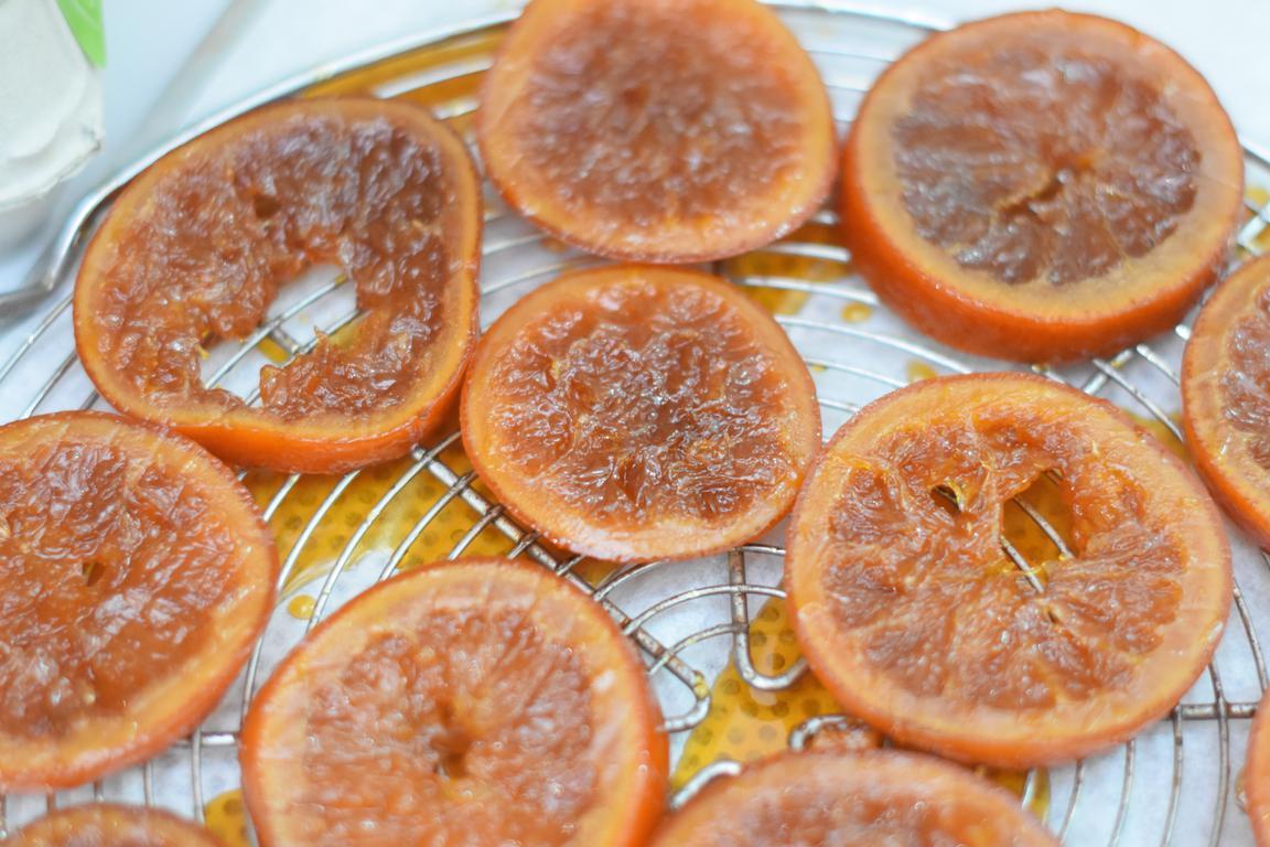 oranges confites chocolat 2