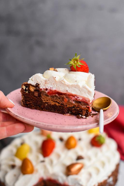 brownie fraise paques 26