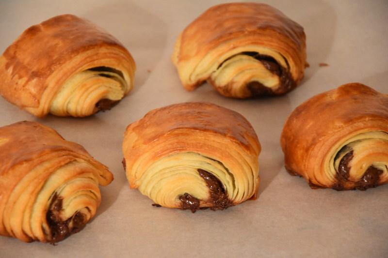Pains au chocolat (Philippe Conticini)