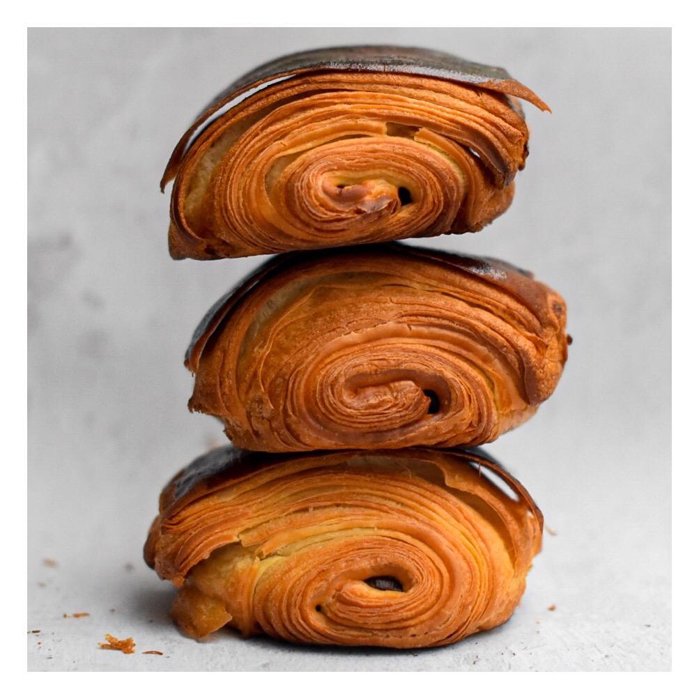 Pains au chocolat (Cédric Grolet)