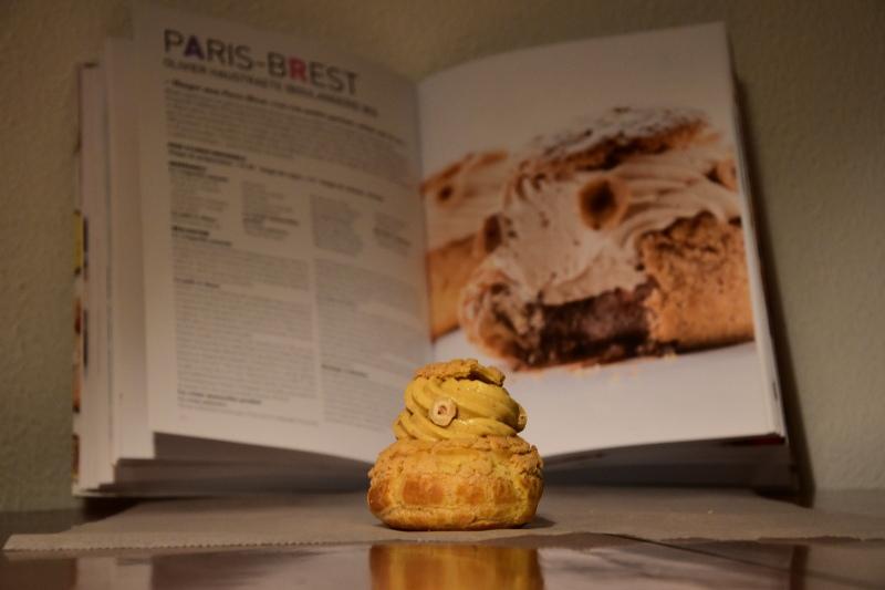 Paris-Brest (Boulangerie Bo)