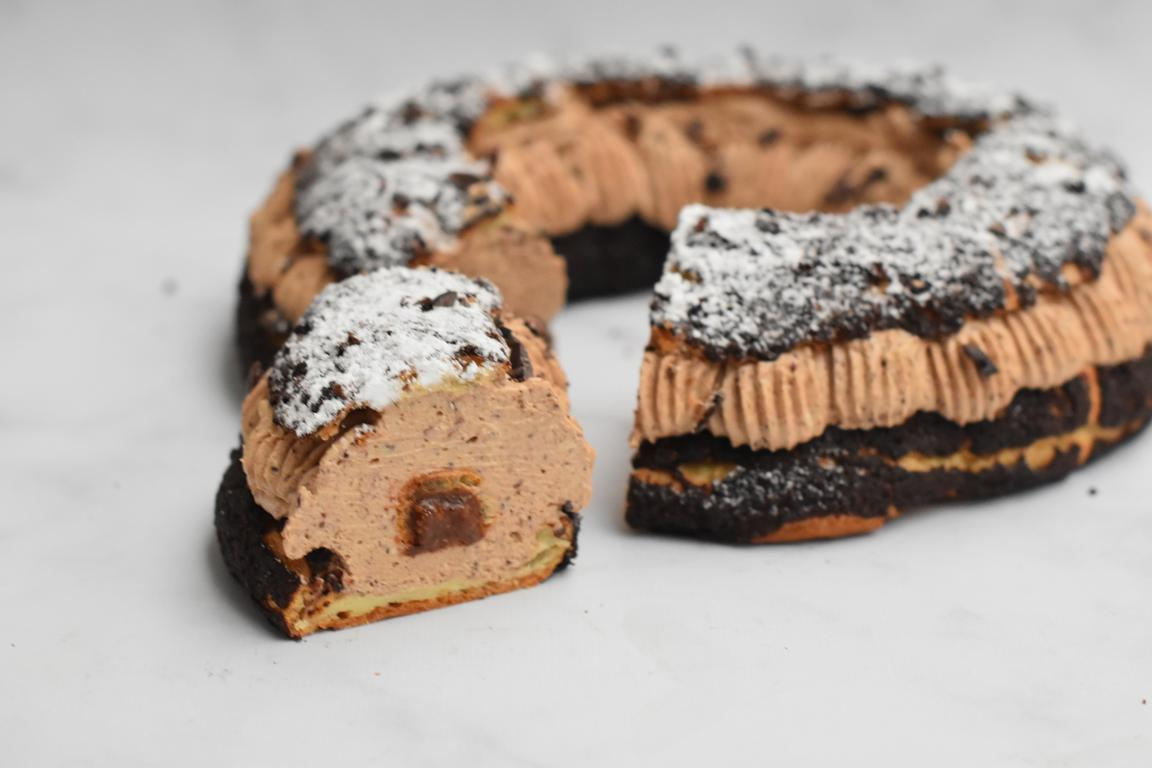 paris brest grue cacao 40