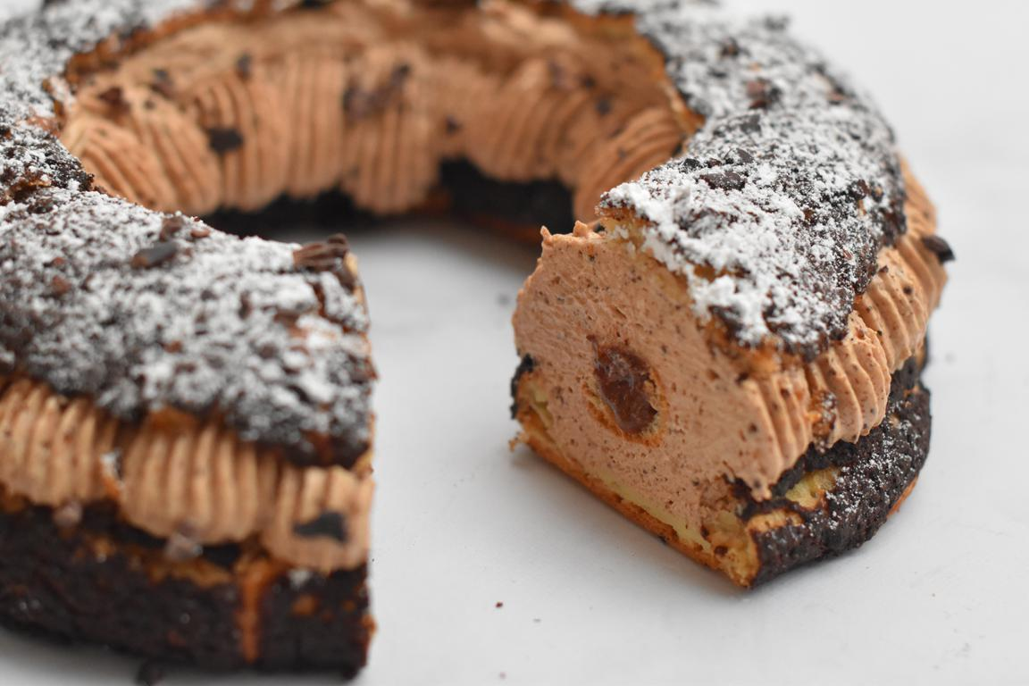 paris brest grue cacao 42