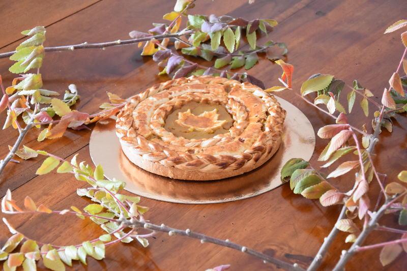 Pumpkin pie (ou tarte épicée à la courge)