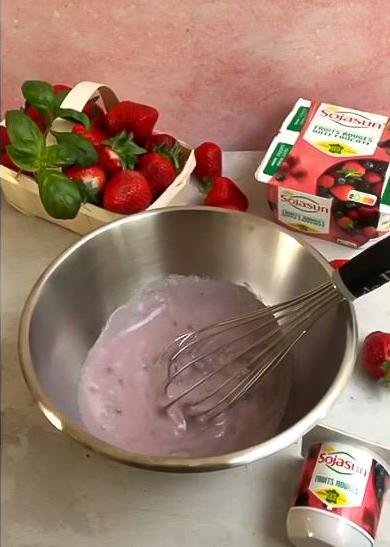 cake sojasun yaourt 1
