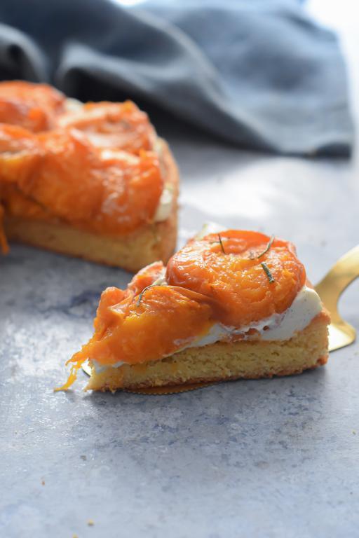 tarte abricots vanille huile dolive 15
