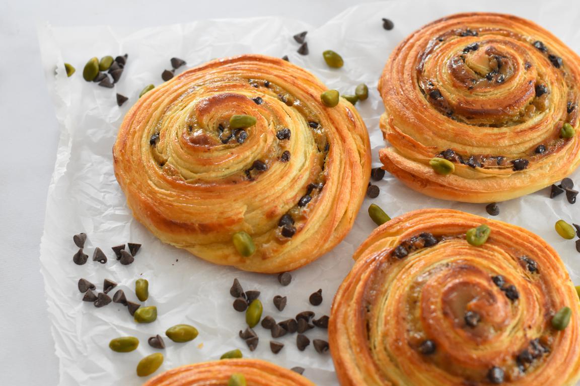 roules pistache choco 10
