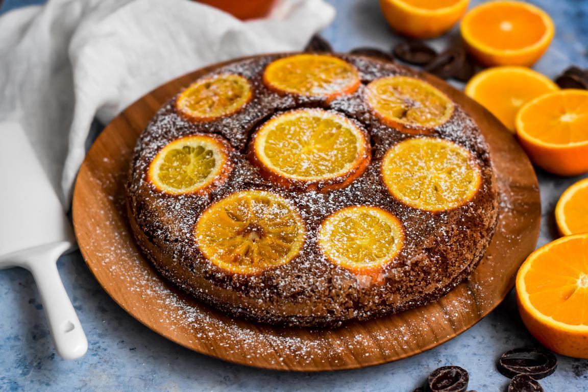 gateau choco orange 10