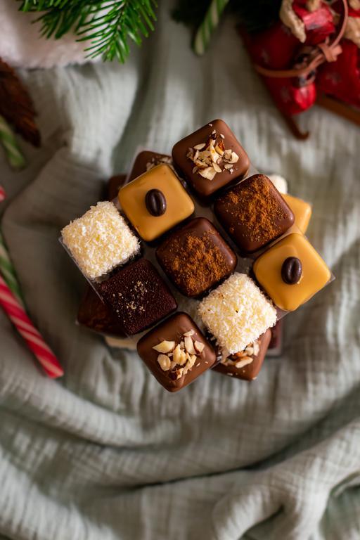 rubiks cake chocolat 42