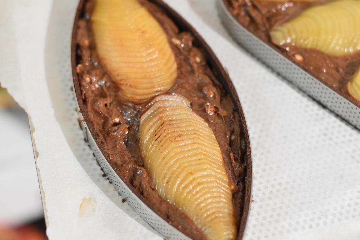 tarte bourdaloue choco noisette 14
