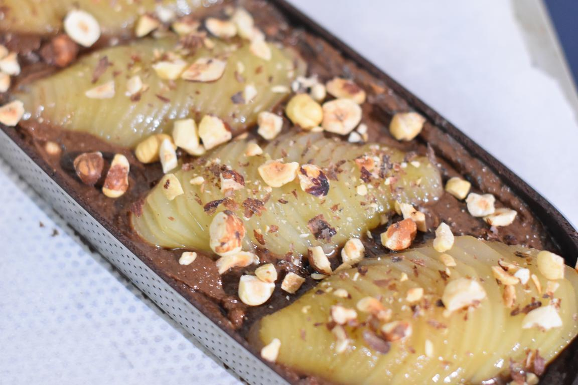 tarte bourdaloue choco noisette 15