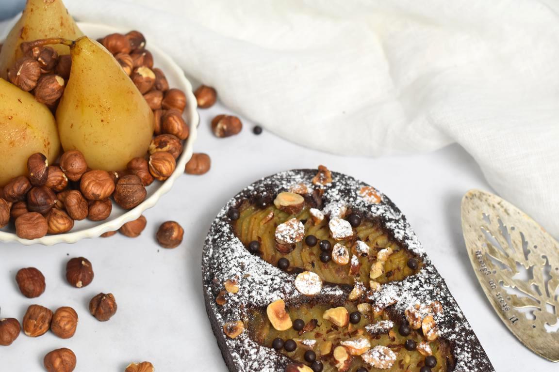 tarte bourdaloue choco noisette 17