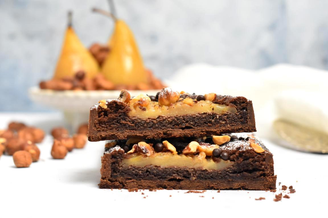 tarte bourdaloue choco noisette 19