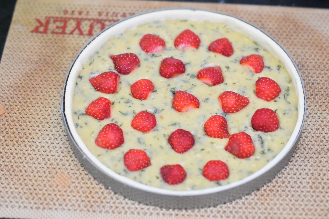 tarte fraise basilic 29