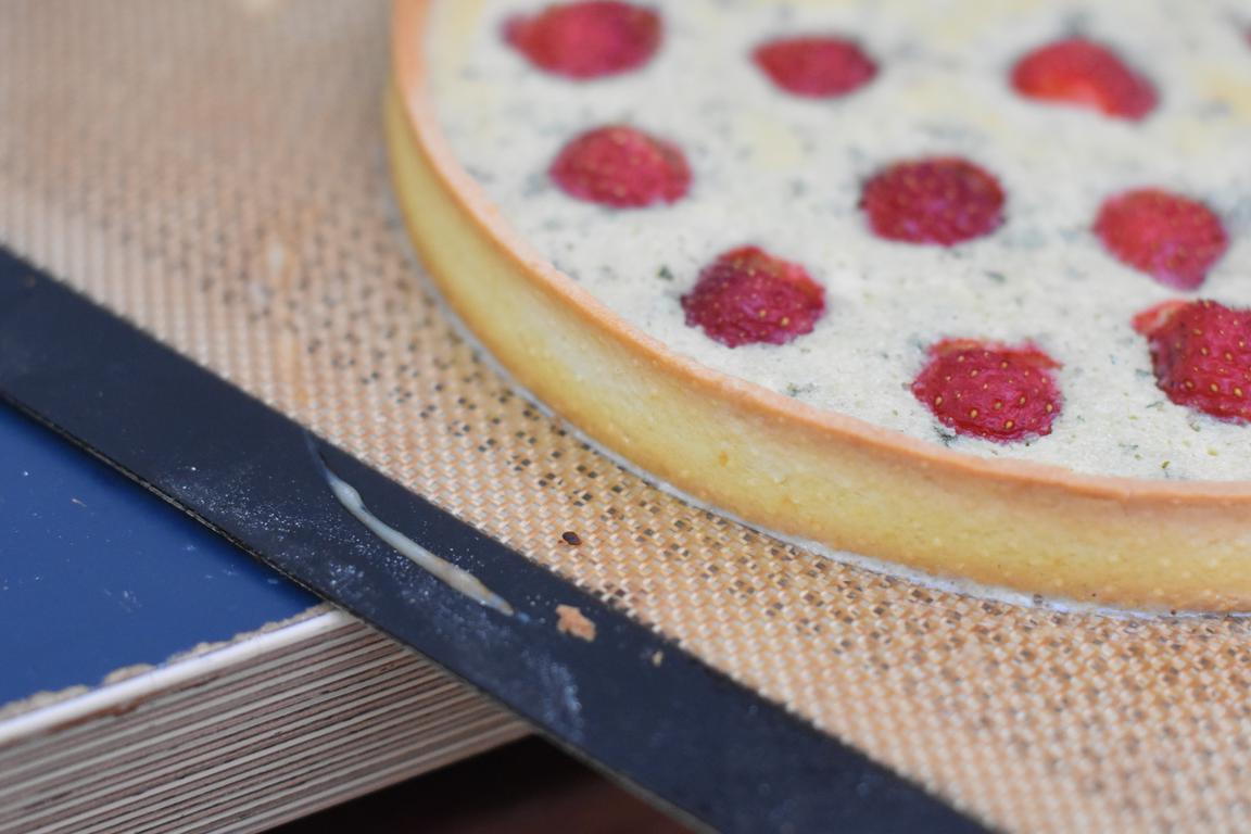 tarte fraise basilic 30
