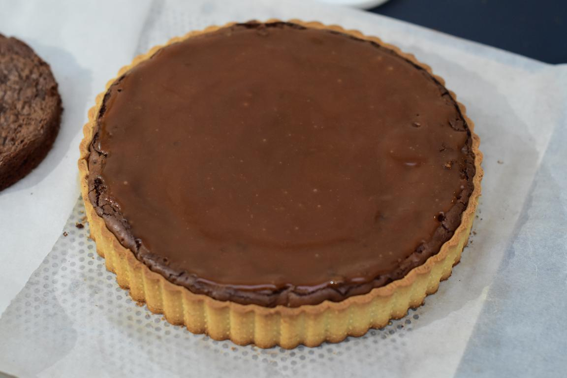 tarte rbrownie caramel noisette 20