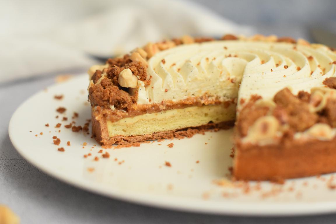 tarte vanille noisette 32