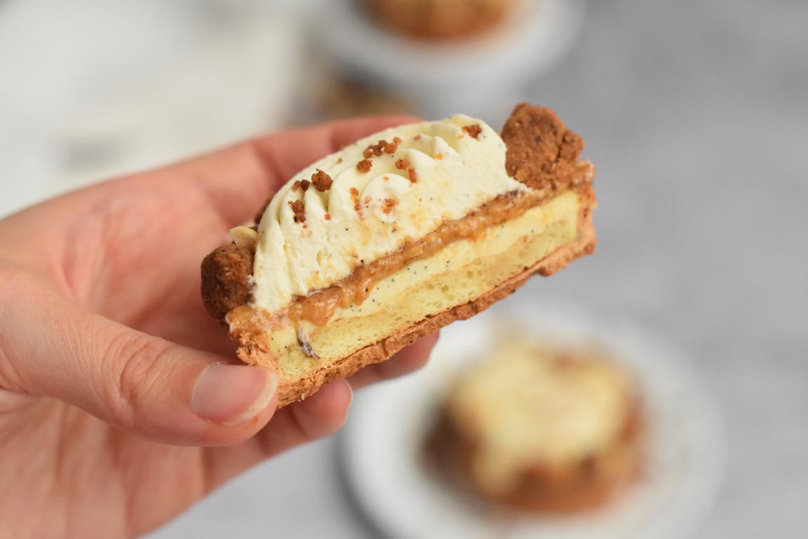 tarte vanille noisette 33