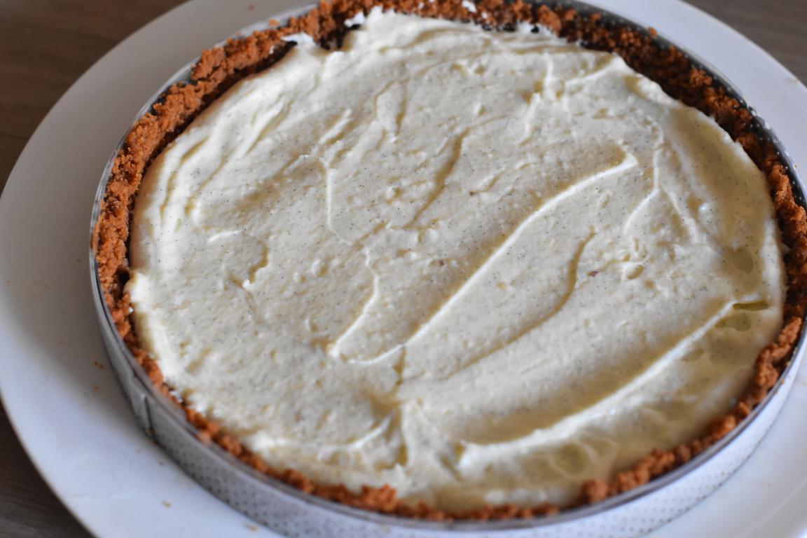 tarte speculos vanille framboise 10