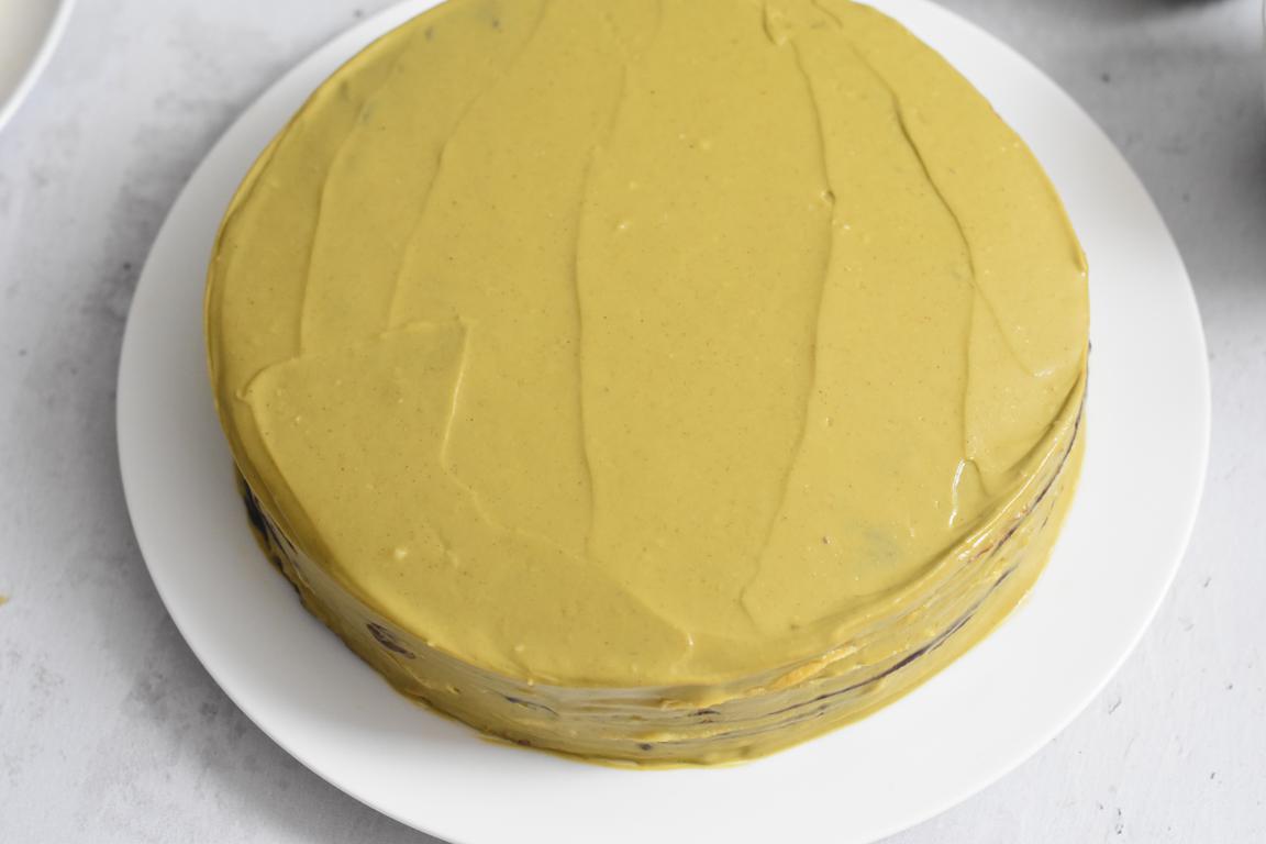gateau crepes chocolat pistache 12
