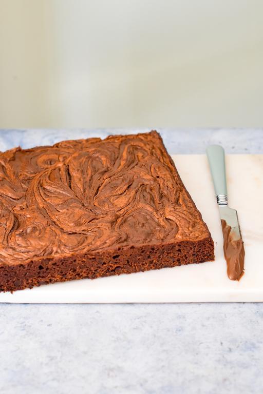 brownie nocciolata 7
