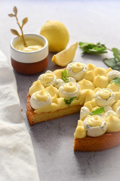 tarte citron menthe 18