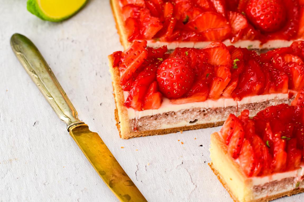 tarte pannacotta fraise combawa 17